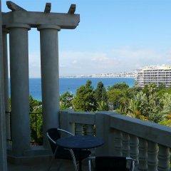 Albert 1'er Hotel Nice, France балкон фото 2
