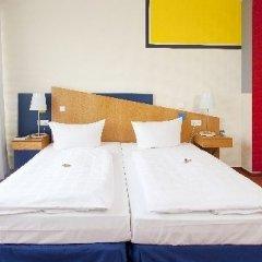Hotel City Gallery Berlin 3* Улучшенный номер с различными типами кроватей фото 2