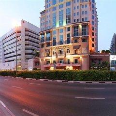 Carlton Palace Hotel парковка