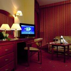 Hotel HP Park Plaza Wroclaw 4* Улучшенный номер с различными типами кроватей фото 2