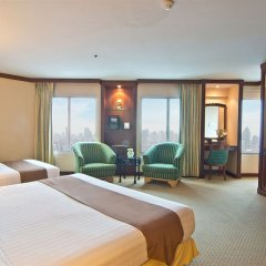 Baiyoke Sky Hotel 4* Номер Делюкс с разными типами кроватей фото 3
