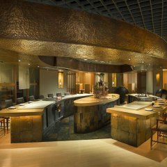 Отель Conrad Bangkok Таиланд, Бангкок - отзывы, цены и фото номеров - забронировать отель Conrad Bangkok онлайн ресторан фото 2
