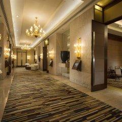 Отель Conrad Bangkok коридор