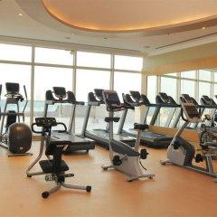 Отель Corniche Al Buhaira Hotel ОАЭ, Шарджа - отзывы, цены и фото номеров - забронировать отель Corniche Al Buhaira Hotel онлайн фитнесс-зал фото 3