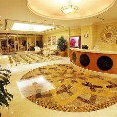 Отель Corniche Al Buhaira Hotel ОАЭ, Шарджа - отзывы, цены и фото номеров - забронировать отель Corniche Al Buhaira Hotel онлайн интерьер отеля фото 3