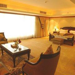 Отель Corniche Al Buhaira Hotel ОАЭ, Шарджа - отзывы, цены и фото номеров - забронировать отель Corniche Al Buhaira Hotel онлайн комната для гостей фото 5