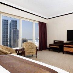 Отель Corniche Al Buhaira Hotel ОАЭ, Шарджа - отзывы, цены и фото номеров - забронировать отель Corniche Al Buhaira Hotel онлайн балкон