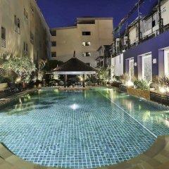 Sunbeam Hotel Pattaya открытый бассейн