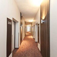 Novum Hotel Franke коридор