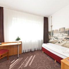 Novum Hotel Franke комната для гостей фото 5