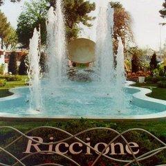Отель President Италия, Риччоне - отзывы, цены и фото номеров - забронировать отель President онлайн бассейн