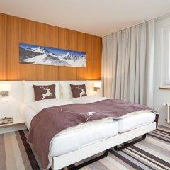 Отель National Швейцария, Давос - отзывы, цены и фото номеров - забронировать отель National онлайн комната для гостей фото 4