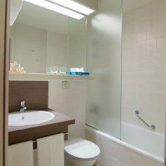 Отель Brugotel Бельгия, Брюгге - отзывы, цены и фото номеров - забронировать отель Brugotel онлайн ванная