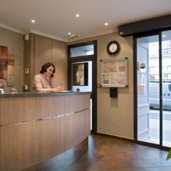 Hotel Saphir Grenelle интерьер отеля