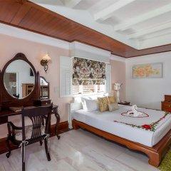 Отель Thavorn Beach Village Resort & Spa Phuket комната для гостей фото 8