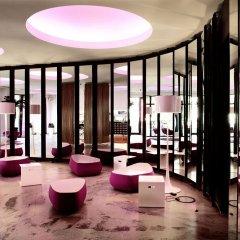 Отель 25 Hours Гамбург фитнесс-зал