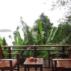 Отель Kata Hiview Resort 3* Бунгало Делюкс разные типы кроватей фото 2