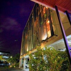Отель Cool Residence экстерьер