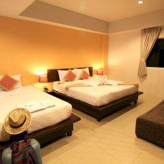 Отель Cool Residence комната для гостей