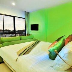The BluEco Hotel комната для гостей фото 6