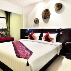 The BluEco Hotel комната для гостей фото 8