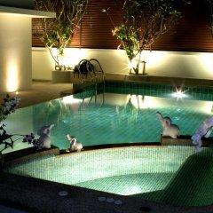 The BluEco Hotel открытый бассейн