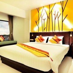 The BluEco Hotel комната для гостей фото 2