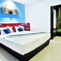 The BluEco Hotel комната для гостей фото 3