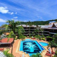 Отель The Residence Kalim Bay бассейн