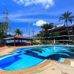 Отель The Residence Kalim Bay бассейн фото 3
