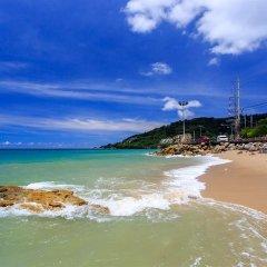 Отель The Residence Kalim Bay пляж фото 4