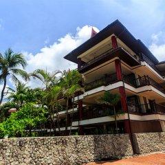 Отель The Residence Kalim Bay вид на фасад
