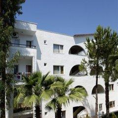 Отель Larissa Beach Club вид на фасад фото 2