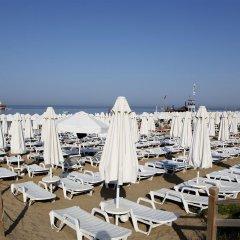 Отель Larissa Beach Club пляж