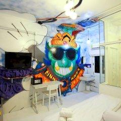 Meroom Hotel удобства в номере