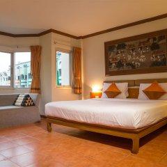 Hotel de Karon комната для гостей фото 12