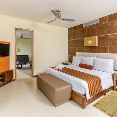 Отель Krystal Urban Cancun комната для гостей фото 5