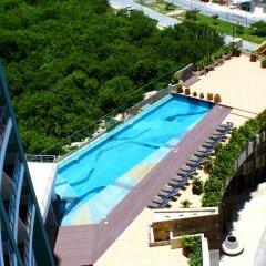 Отель Krystal Urban Cancun балкон