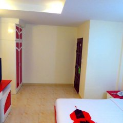 Add Budget Hotel комната для гостей фото 4
