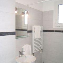 Отель Apartcity-Serviced Apartments Германия, Берлин - 1 отзыв об отеле, цены и фото номеров - забронировать отель Apartcity-Serviced Apartments онлайн ванная