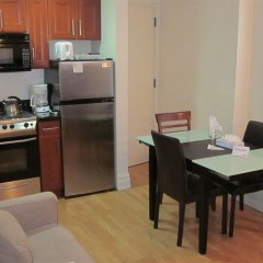 Апартаменты Central Park Apartments в номере