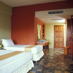 Отель Karona Resort & Spa 4* Улучшенный номер с различными типами кроватей фото 2