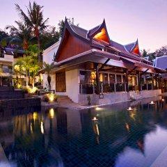 Отель Baan Yin Dee Boutique Resort открытый бассейн фото 4