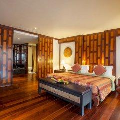 Отель Baan Yin Dee Boutique Resort комната для гостей фото 15