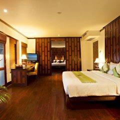 Отель Baan Yin Dee Boutique Resort комната для гостей фото 5