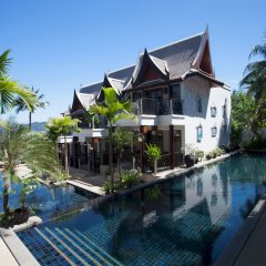 Отель Baan Yin Dee Boutique Resort открытый бассейн фото 3