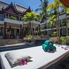 Отель Baan Yin Dee Boutique Resort открытый бассейн