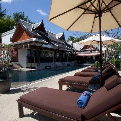 Отель Baan Yin Dee Boutique Resort открытый бассейн фото 2