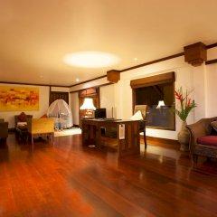 Отель Baan Yin Dee Boutique Resort комната для гостей фото 11