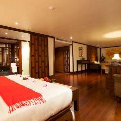 Отель Baan Yin Dee Boutique Resort комната для гостей фото 9